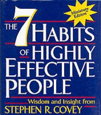 The 7 Habits of Highly Effective People by Stephen Covey 9780762408337