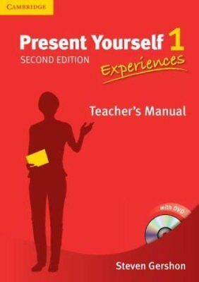 Present Yourself Level 1 Teacher's Manual with DVD Experiences 9781107435834