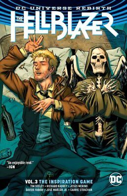 The Hellblazer Vol. 3 The Inspiration Game by S. Oliver 9781401278014