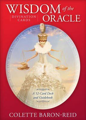 Wisdom of the Oracle Divination Cards Ask and Know 9781401946425 (Cards, 2015)