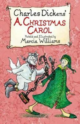 A Christmas Carol by Marcia Williams 9781406356946 (Paperback, 2014)
