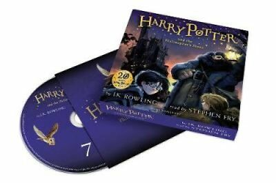 Harry Potter and the Philosopher's Stone 9781408882221 (CD-Audio, 2016)