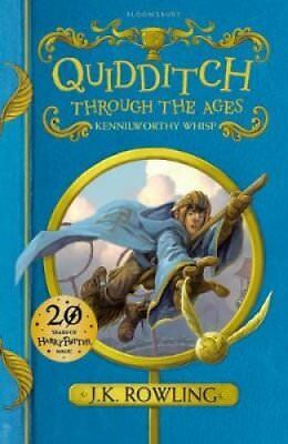 Quidditch Through the Ages by J. K. Rowling 9781408883082 (Paperback, 2017)