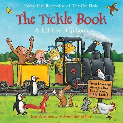 The Tickle Book by Ian Whybrow 9781509806973 (Board book, 2016)