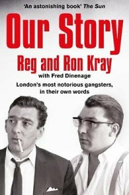 Our Story by Reginald Kray 9781509811427 (Paperback, 2015)