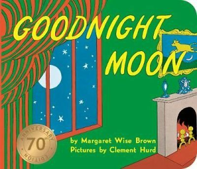 Goodnight Moon by Margaret Wise Brown 9781509831975 (Board book, 2017)