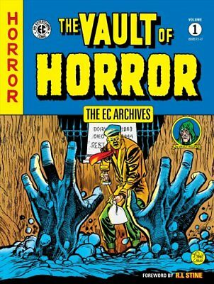 Ec Archives, The: The Vault Of Horror Volume 1 The Vault of Hor... 9781616559946