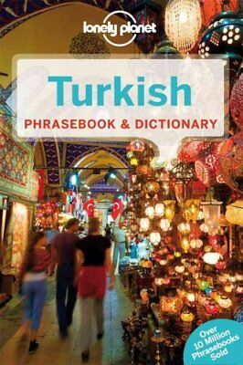Lonely Planet Turkish Phrasebook & Dictionary by Lonely Planet 9781743211953