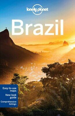 Lonely Planet Brazil by Lonely Planet 9781743217702 (Paperback, 2016)