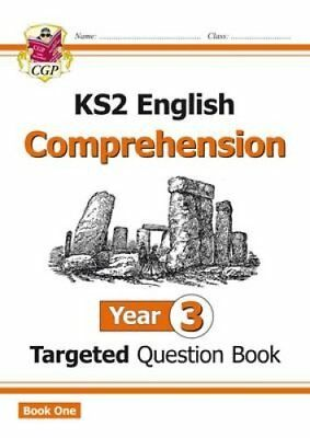 KS2 English Targeted Question Book: Comprehension Year 3 9781782944485