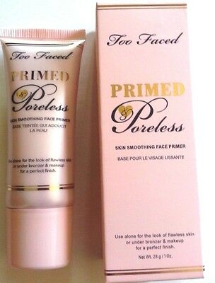Primed & Poreless Skin Smoothing Face Primer by Too Faced #19