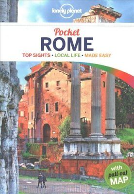 Lonely Planet Pocket Rome by Lonely Planet 9781786572585 (Paperback, 2018)