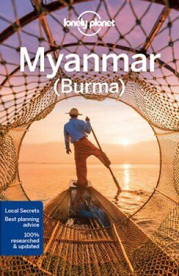 Lonely Planet Myanmar (Burma) by Lonely Planet 9781786575463 (Paperback, 2017)