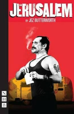 Jerusalem by Jez Butterworth 9781848420502 (Paperback, 2009)