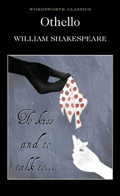 Othello by William Shakespeare 9781853260186 (Paperback, 1992)