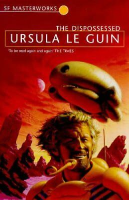 The Dispossessed by Ursula K. Le Guin 9781857988826 (Paperback, 1999)
