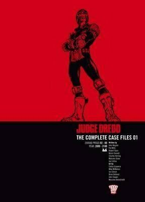 Judge Dredd: Complete Case Files v. 1 by John Wagner 9781904265795