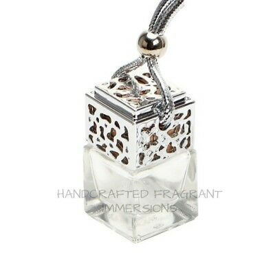 Handcrafted Fragrant Immersions - 105+ Scents - Scented Hanging Car Diffuser