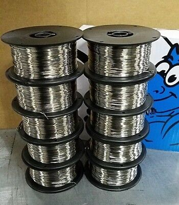 ER308L .030 x 2 lb 10 PK MIG stainless steel welding wire spools Blue Demon