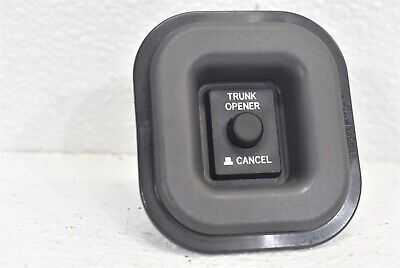 2013-2017 Scion FR-S Trunk Release Opener Switch Button OEM FRS BRZ 13-17