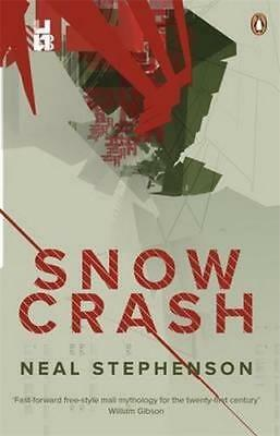 NEW Snow Crash By Neal Stephenson Paperback Free Shipping