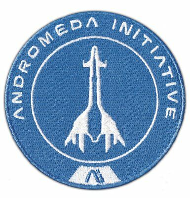 Dark Horse Deluxe Mass Effect Andromeda Tempest Crew Embroidered Patch