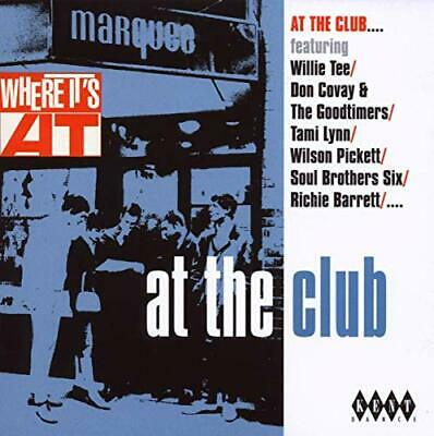 Various Artists - At the Club - Various Artists CD IKVG The Cheap Fast Free Post