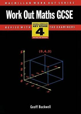 Work Out Maths GCSE: National Curriculum Key Stag... by Buckwell, G.D. Paperback