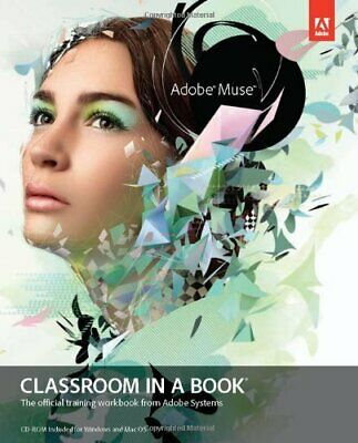Adobe Muse Classroom in a Book (Classroom in a Book (... by Adobe Creative Team,