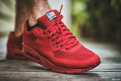 d55cc9ff75ad ... clearance nike air max 90 hyperfuse independence day sport red 9a632  aa2c8