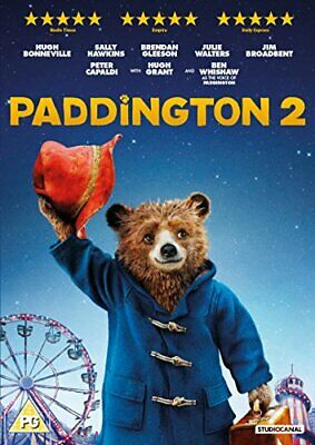 Paddington 2 [DVD] [2017] - DVD  R3VG The Cheap Fast Free Post