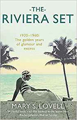 The Riviera Set, New, Lovell, Mary S. Book