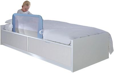 Lindam Easy Fit Bed Guard in Blue