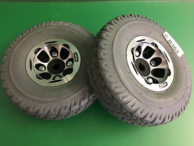 Invacare Pronto Sure Step M41 Wheels & tires  3.00-4 Solid Foam Filled   #B363
