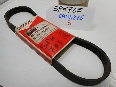 METRIC STANDARD 6PK0865 Replacement Belt