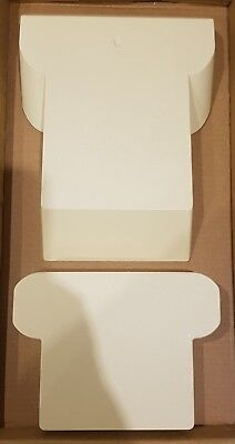 Top and bottom end caps for brooks acorn stairlift spare parts mobility