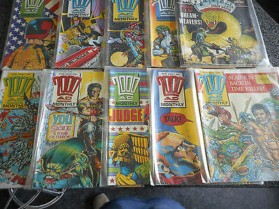 2000 Ad Monthly