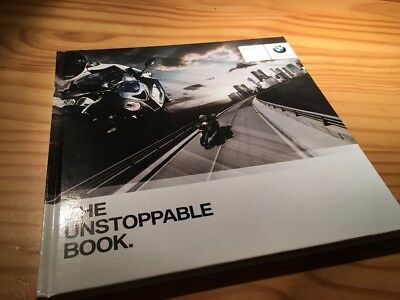 "Livre BMW Motorrad édition 2010 "" The unstoppable book "" moto"