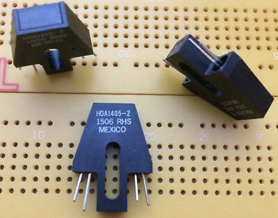 HOA1405-2 Reflective Optical Sensor 5mm Phototransistor Output Multi Qty