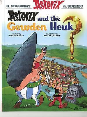 Translated by Matthew Fitt : Asterix and the Gowden Heuk (Asterix Sco