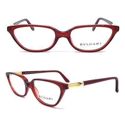 Occhiali Bulgari 401 Eyewear Frame Glasses New And Authentic 100%