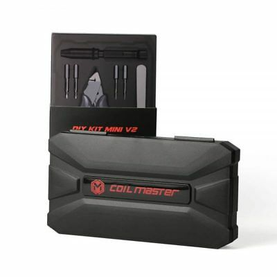 Coil Master DIY Kit Mini V2 (new version) 2018 Spring New Release - USA Seller