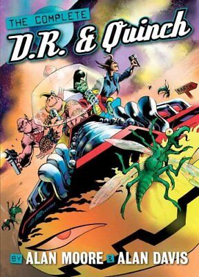 The Complete D. R. and Quinch by Alan Moore, Alan Davis (Paperback, 2012)
