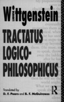 Tractatus Logico-Philosophicus: English Tra... by Wittgenstein, Ludwig Paperback