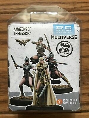 Knight Models DC Universe: Amazons of Themyscira Multiverse Resin