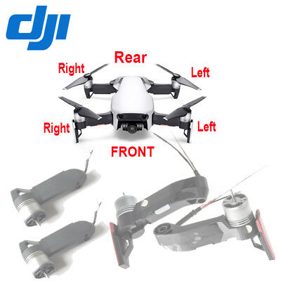 Genuine DJI Mavic Air Drone Left Right Front Back Rear Motor Arm Repair Parts