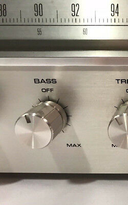 ONE Pioneer Stereo Receiver Model SX-650 Bass Treble or Balance Switch Knob Part