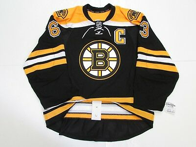 Boston Bruins Home Any Name   Any Number Team Issued Reebok Edge 2.0 7287  Jersey 4ac4eb010