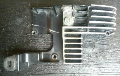 2001 Honda 750 Shadow VT750 Front Cylinder Head Right Fins Cover Shroud