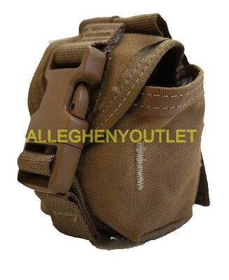Eagle Industries MOLLE II Coyote Ammo Pouch - Holds 40 Boxed Rounds - Excellent